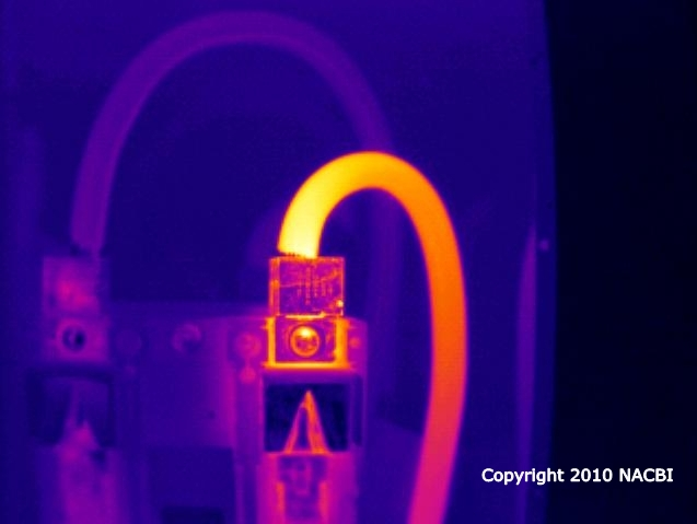 Commercial infrared electrical inspection