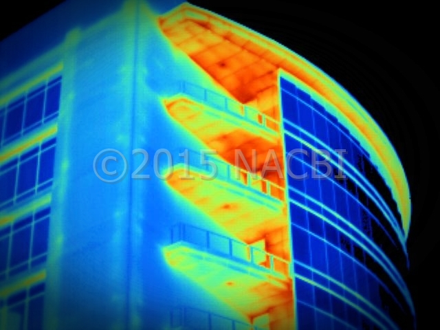 infrared building inspection